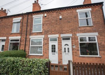 2 bed terraced house for sale in Cross Street, Arnold, Nottingham NG5