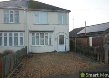 Thumbnail 3 bedroom semi-detached house to rent in Fulbridge Road, Peterborough, Cambridgeshire.
