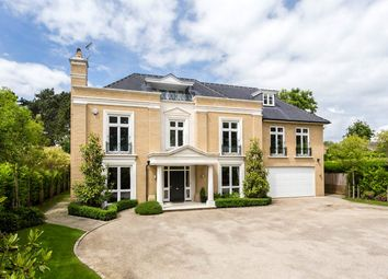 Thumbnail 7 bedroom detached house for sale in Renfrew Road, Coombe, Kingston Upon Thames