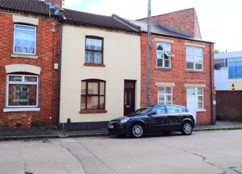 Thumbnail 2 bed terraced house for sale in Spencer Road, Northampton