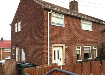 Thumbnail 3 bed semi-detached house for sale in Chaucer Road, Whickham, Newcastle Upon Tyne