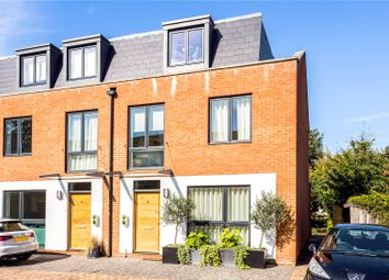 Thumbnail 4 bed terraced house for sale in Hutton Mews, London