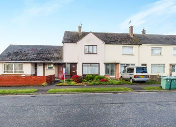 Thumbnail 2 bed link-detached house for sale in Rowanbank Road, Prestwick