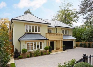 Thumbnail 7 bed detached house for sale in Ravensdale Road, Ascot