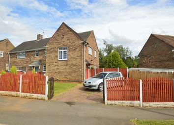 Thumbnail 3 bedroom semi-detached house for sale in Elm Tree Avenue, Shirebrook, Mansfield