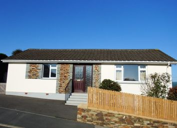 Thumbnail 3 bed bungalow to rent in Treforest Road, Wadebridge