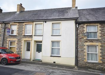 Thumbnail 2 bed terraced house for sale in Davies Street, Pencader