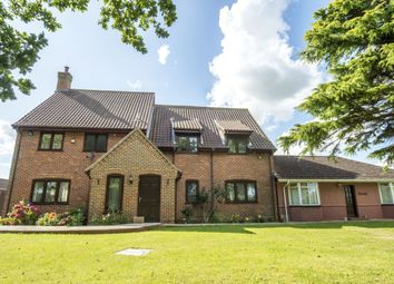 Thumbnail 6 bed detached house for sale in Mill Road, Burgh Castle, Great Yarmouth