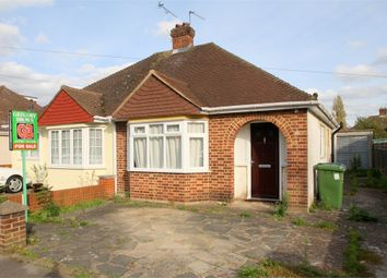 Thumbnail 2 bed semi-detached bungalow for sale in Lansdowne Road, Staines-Upon-Thames, Surrey