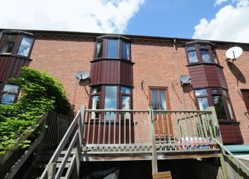 Thumbnail 2 bedroom terraced house for sale in Queen Elizabeth Court, Belle Vue Road, Ashbourne