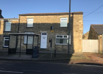 Thumbnail 4 bed terraced house for sale in Dans Castle, Tow Law, Bishop Auckland