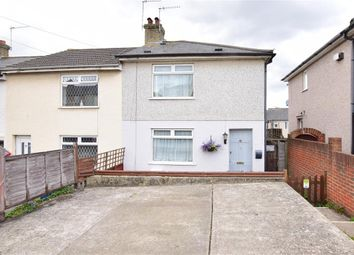Thumbnail 2 bed end terrace house for sale in Willow Road, Dartford, Kent