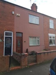 Thumbnail 2 bedroom terraced house for sale in Willis Street, Warrington, Cheshire