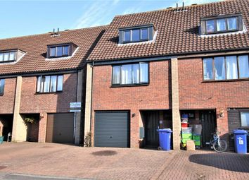 Thumbnail 3 bed terraced house to rent in Armstrong Close, Newmarket