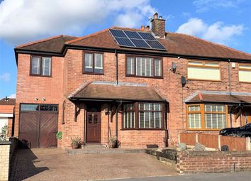 Thumbnail 4 bed semi-detached house for sale in Sydney Avenue, Leigh, Lancashire