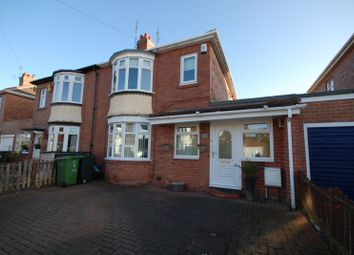 Thumbnail 3 bed semi-detached house for sale in Richmond Avenue, Gateshead