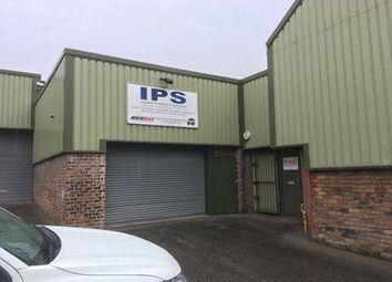 Thumbnail Light industrial to let in Unit 3, Burslem Business Park, Reginald Street, Stoke-On-Trent