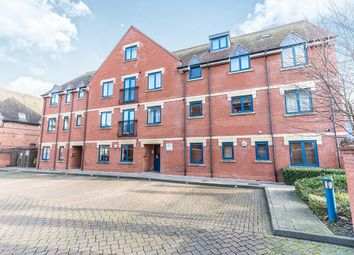 Thumbnail 1 bed flat for sale in Magdala Court The Butts, Worcester