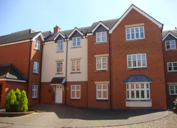 Thumbnail 2 bed flat to rent in Chancel Court, Solihull