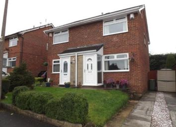 Thumbnail 2 bed semi-detached house for sale in Truro Close, St. Helens, Merseyside