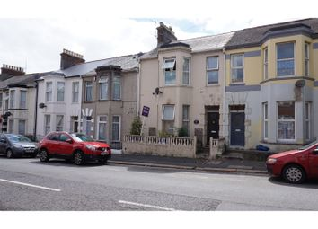Thumbnail 2 bedroom flat for sale in Elliott Road, Plymouth