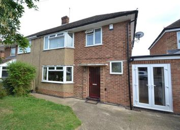 Thumbnail 4 bed semi-detached house for sale in Fourth Avenue, Wellingborough, Northamptonshire