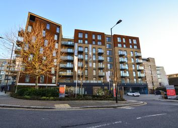 Thumbnail 1 bed flat for sale in Marine Wharf East, Surrey Quays, London