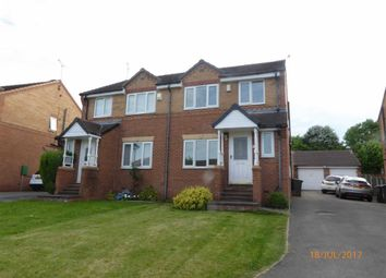 Thumbnail Semi-detached house to rent in Bittern Rise, Morley, Leeds