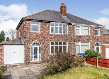Thumbnail 3 bed semi-detached house for sale in Main Street, Halton Village, Runcorn, Cheshire