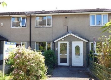 Thumbnail 2 bed terraced house for sale in Fairfield Close, Carnforth