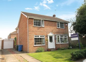 Thumbnail 4 bed detached house for sale in Bridlington Road, Stamford Bridge, York