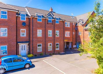 Thumbnail 2 bed flat for sale in Brentwood Grove, Leigh, Lancashire