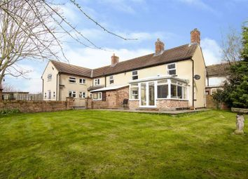 Thumbnail 4 bed farmhouse for sale in Cottam, Retford