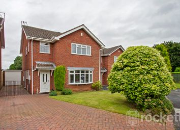 Thumbnail 4 bedroom detached house to rent in Mountsorrel Close, Trentham, Stoke-On-Trent