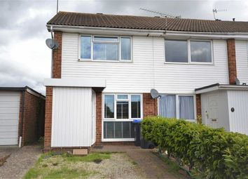 Thumbnail 2 bed end terrace house for sale in Vancouver Road, Durrington, Worthing, Westsussex
