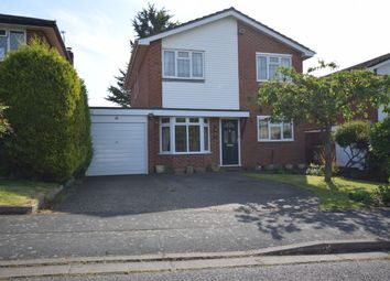 Thumbnail 4 bed detached house for sale in Ash Lodge Drive, Ash