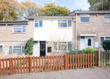 Thumbnail 3 bedroom terraced house for sale in Conifer Drive, Chatham, Kent
