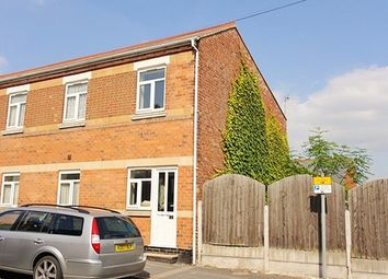 Thumbnail 2 bed end terrace house to rent in Uxbridge Court, High Street, Chasetown, Burntwood
