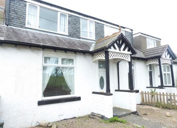 Thumbnail 3 bed terraced bungalow to rent in Lomond View, Westfield, Bathgate