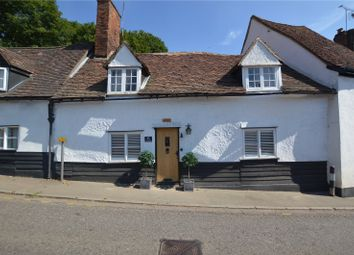 Thumbnail 3 bed terraced house for sale in Grove Hill, Stansted