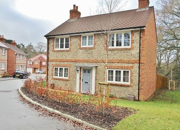 Thumbnail 3 bed detached house to rent in Bailey Road, Rowland's Castle
