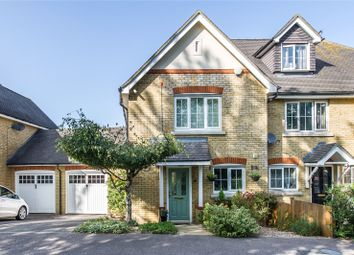 Thumbnail 3 bed link-detached house for sale in Olivier Drive, Wainscott, Kent