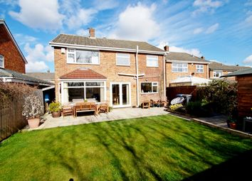 Thumbnail 4 bed detached house for sale in Devonshire Road, Belmont, Durham
