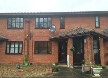 Thumbnail 2 bedroom flat to rent in Rachel Court, Cemetery Road, Ipswich