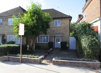 Thumbnail 3 bed semi-detached house for sale in Ossulton Place, East End Road, London
