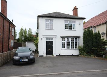 Thumbnail 3 bed detached house for sale in Lawn Heads Avenue, Littleover, Derby