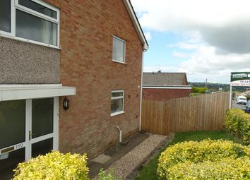 Thumbnail 3 bed semi-detached house to rent in Derlwyn, Dunvant, Swansea