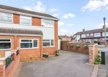 Thumbnail 3 bed semi-detached house for sale in Whitehouse Crescent, Chase Terrace, Burntwood