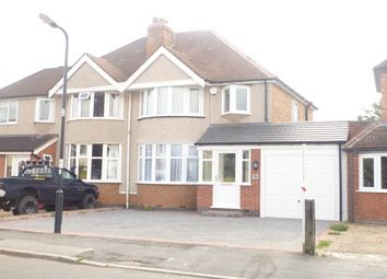 Thumbnail 3 bed semi-detached house to rent in Kinross Road, Leamington Spa