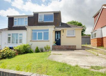 Thumbnail 3 bed property for sale in Sedbury Road, Sompting, Lancing